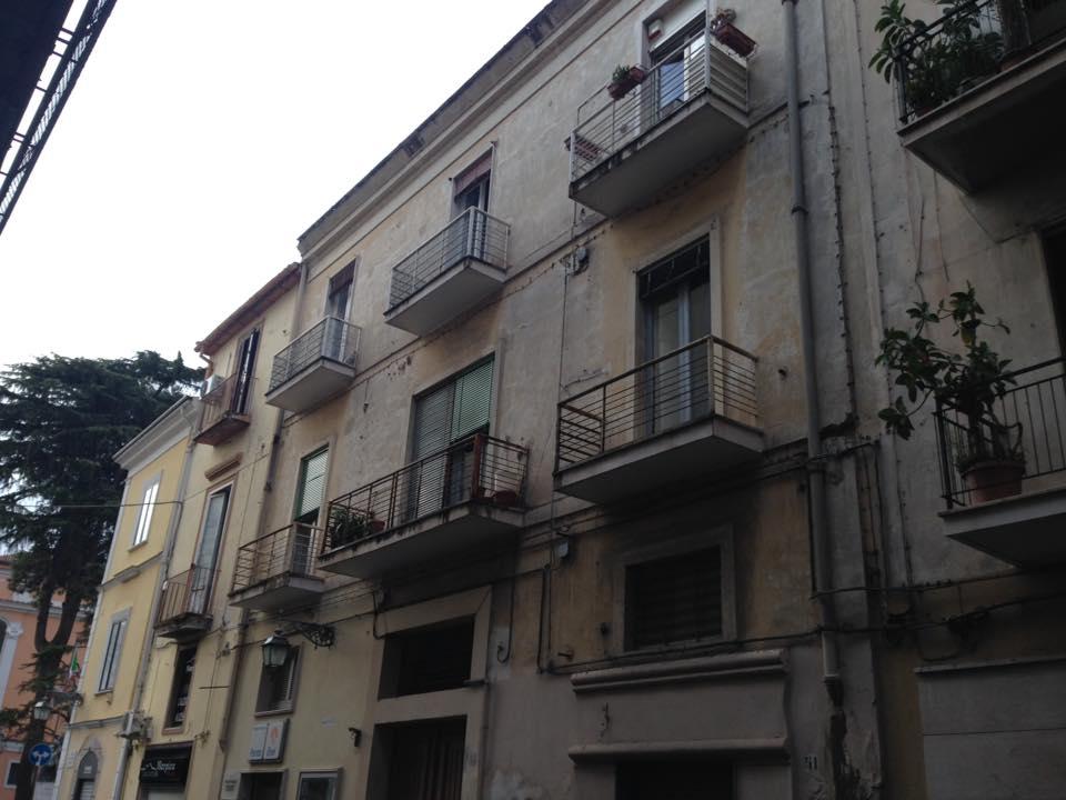 Capua Corso Gran Priorato di Malta appartamento con terrazzo