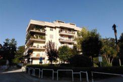 Vendesi Viale Carlo III Appartamento In Parco di Ampie Metratura -Veduta palazzo