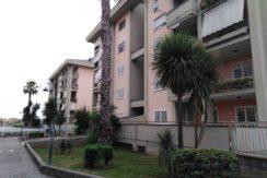 San Nicola La Strada Affittasi in Parco Signorile Appartamento Parquettato- panoramica parco