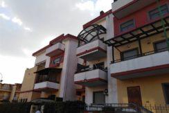 Vendesi a San Prisco-Caserta Appartamento Duplex di Lusso con Parquet- Veduta palazzo